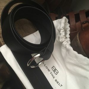 B-Low the Belt Wrap/Belt